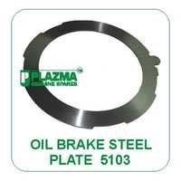 Oil Brake Steel Plate 5103 John Deere