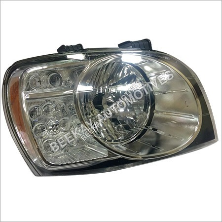 HEAD LIGHT SCORPIO (TYPE-2)