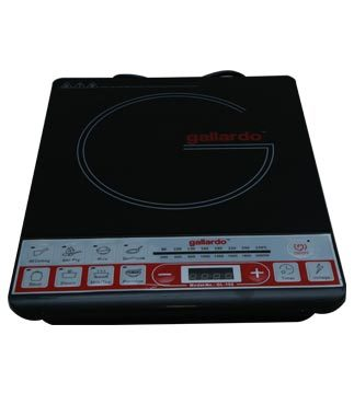 Induction Cook Top with Push Button