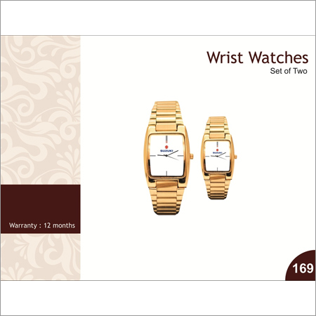 Set of Wrist Watch