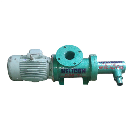 Helicon Macerator Cutter Pump