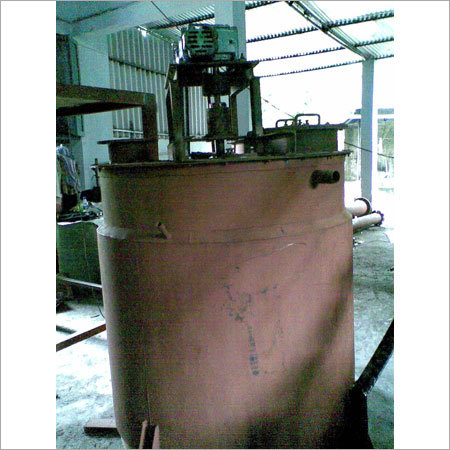 Mixing Vessel Agitator