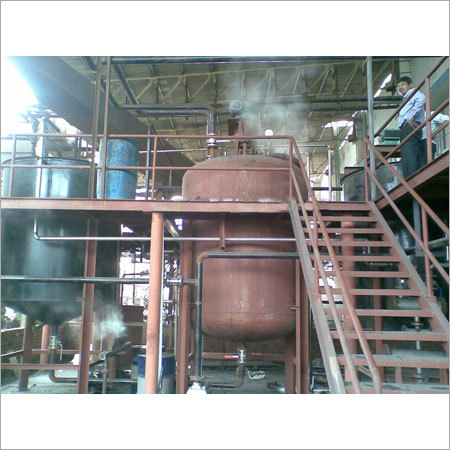 Sodium Silicate Plant from RHA