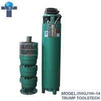 25KW Submersible Geo Motor Pump