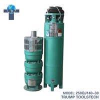 18.5KW Submersible Geo Motor Pump
