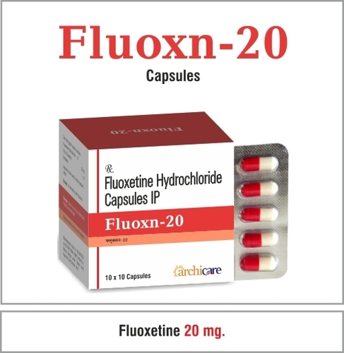 Fluoxetine 20 mg.