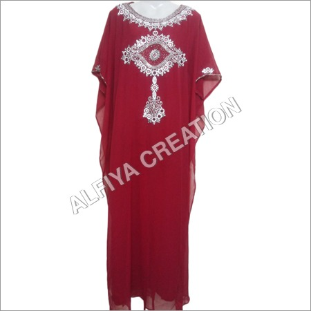 Fancy Farasha Kaftan