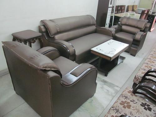 Modular Wooden Sofa