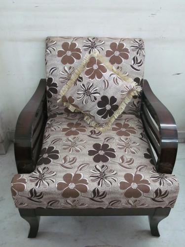 Wooden Single Seat Sofa