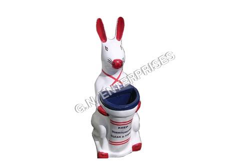 Rabbit Bin FRP Dustbin