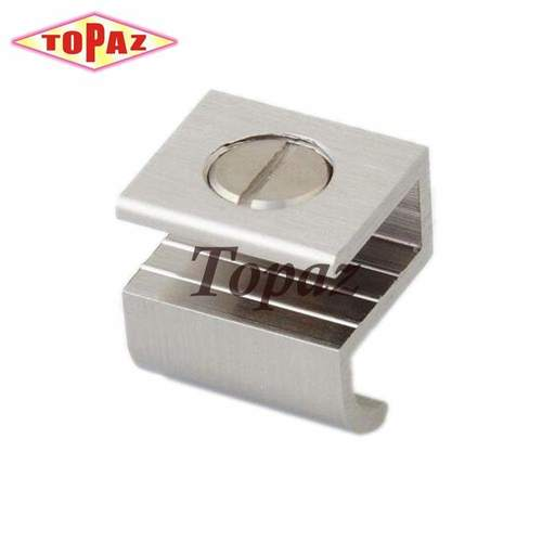 Glass Knob Hinges