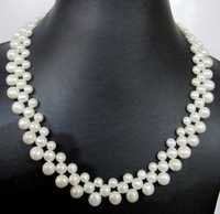 Exotic Pearl necklace
