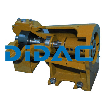 Cutaway Model Gear Pump