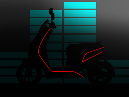 Electric Scooterette