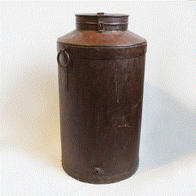 Iron Grain Canister