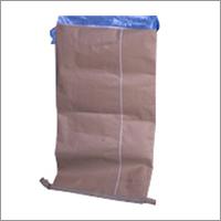 Laminated HDPE Paper Bags