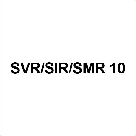 SVR SIR SMR 10