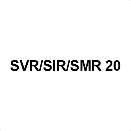 SVR SIR SMR 20