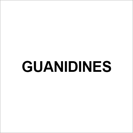 Guanidines