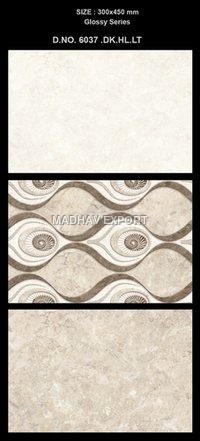 Digital Glazed Wall Tiles