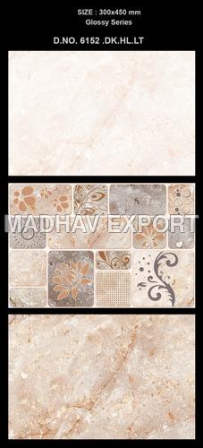 Limestone Ceramic Wall Tiles