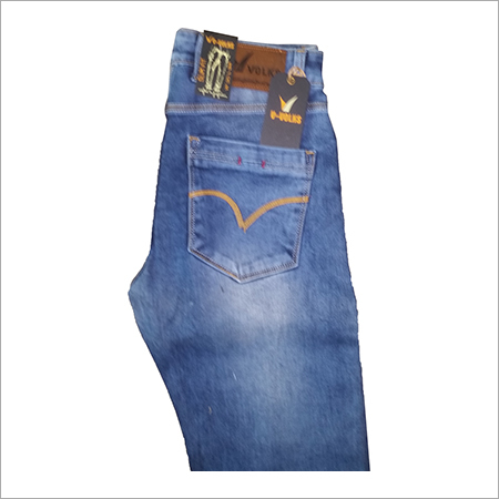 Light Shade Denim Jeans