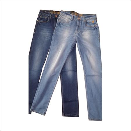 Low Waist Denim Jeans