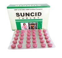 SUNCID Tablet