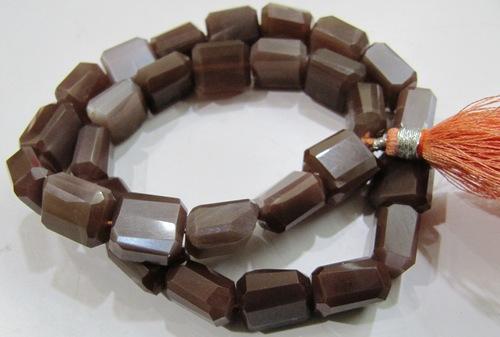 Chocolate Tumbled beads