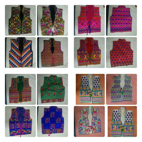 Embroidery Designer Jacket