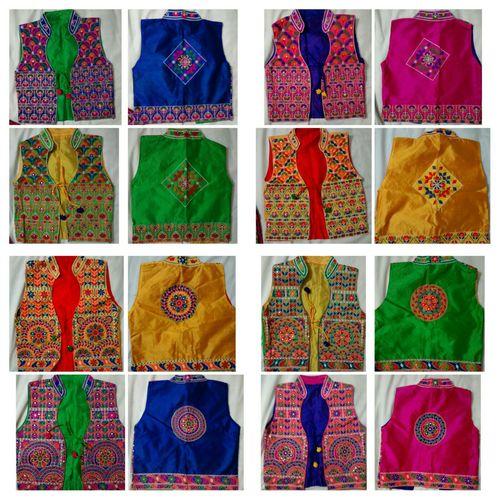 Ladies Designer Embroidery Jacket