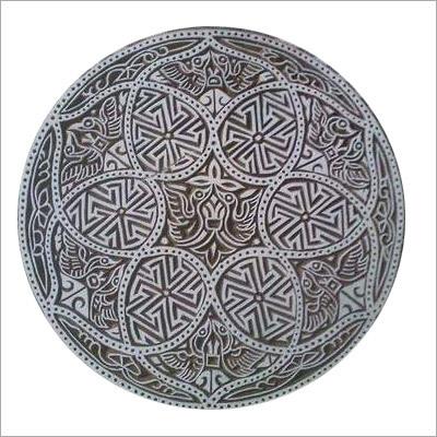 Mandala Printing block for fabric printing