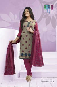 Long Hot Anarkali Salwar Suit