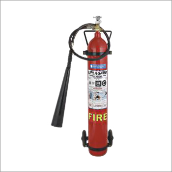9 Litre Trolley Mounted CO2