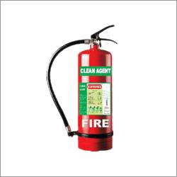 Clean Agent Modular Fire Extinguisher