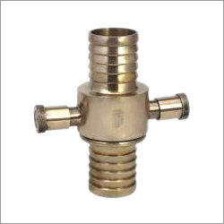 Fire Hose Delivery Coupling Gun Metal