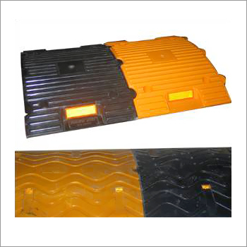 Speed Bumps Rubber ABS