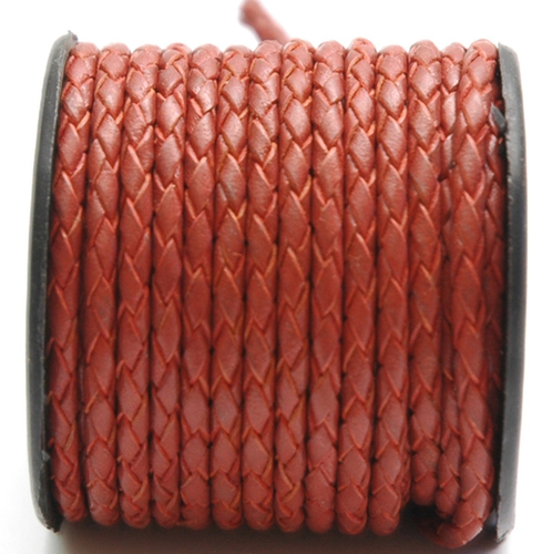 Round Leather Cord