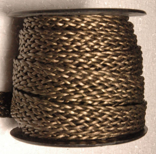 Flat Braided Cord