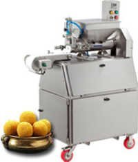 Laddu rounder machine