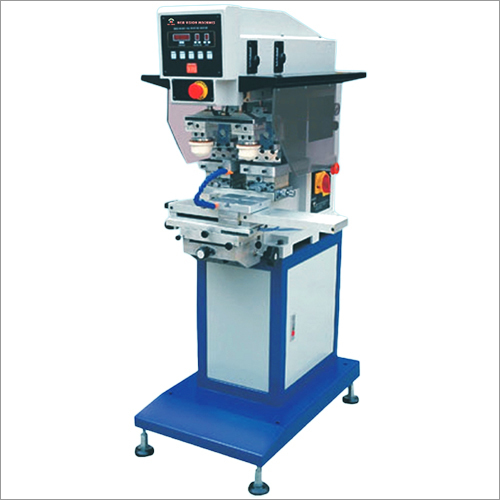 Dual Colour Cup Pad Printing Machine