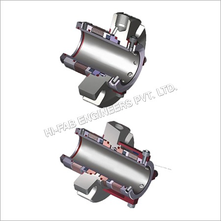 SMBC Metal Bellow Cartridge Mechanical Seal