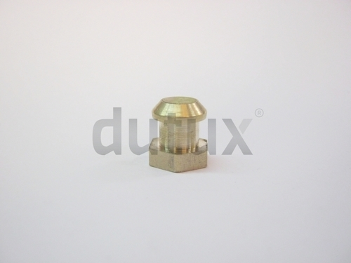 Brass Round Head Hex Inserts