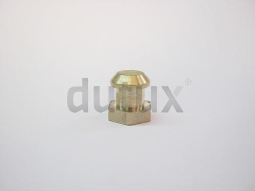 Brass Round Head Hex Inserts