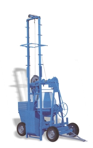 Concrete Lift Mixer
