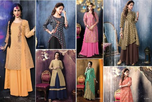 Beautiful Designer Kurtis - INSPIRE VOL TWO