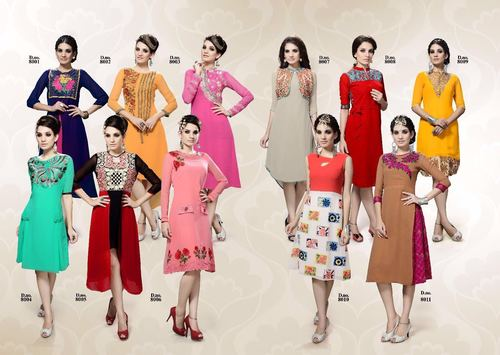 Party wear Designer Dress Kurtis