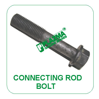 Connecting Rod Bolt Green Tractor