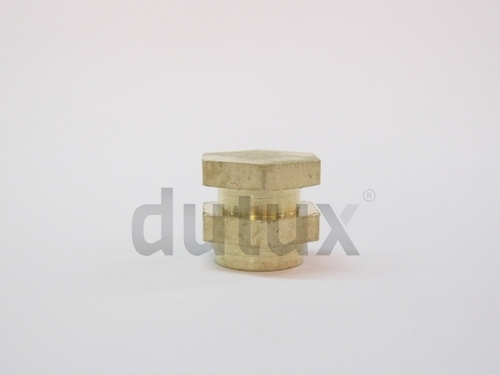 Hex End Brass Inserts