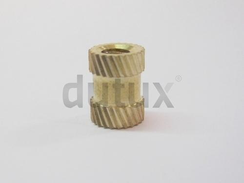 Brass Knob Nuts